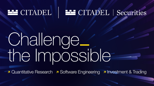 Citadel | Citadel Securities
